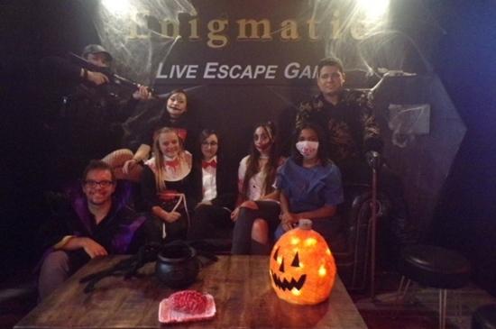 Enigmateam Halloween